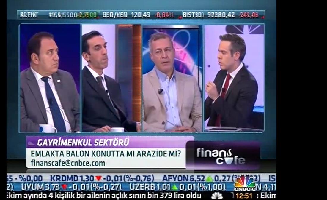 Özhan Atalay ile Gayrimenkul Piyasalarından Haberler